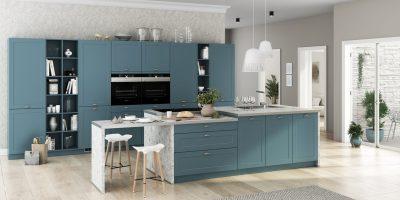 Bauformat Kitchens - Girona