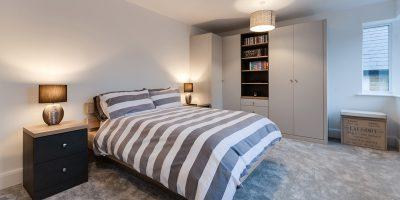 Millbrook Plot Bedroom