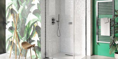 Brave Bathroom Shower Suite