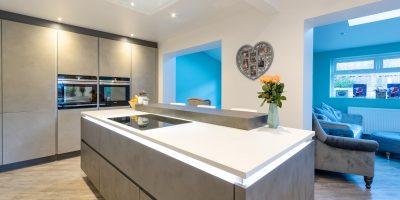 Bauformat kitchens - Gibb case study