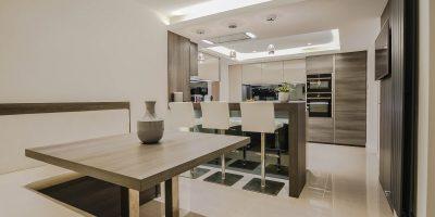 Bauformat Kitchens - Mr Hilton Case Study