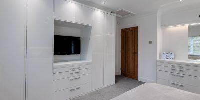 Craig Holt Modern Bedroom Wardrobe