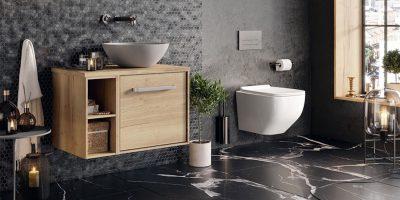 Indulgent Bathroom Suite