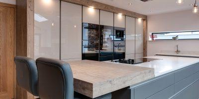 Bauformat kitchens - Stephenson case study